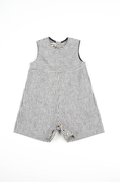 Sibling Overall Stripes