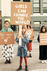 AW18 Girls Can Change The World