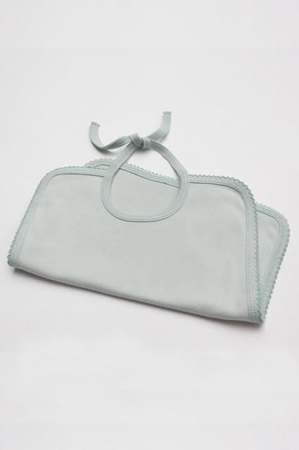 The Classic Bib in green-cloud