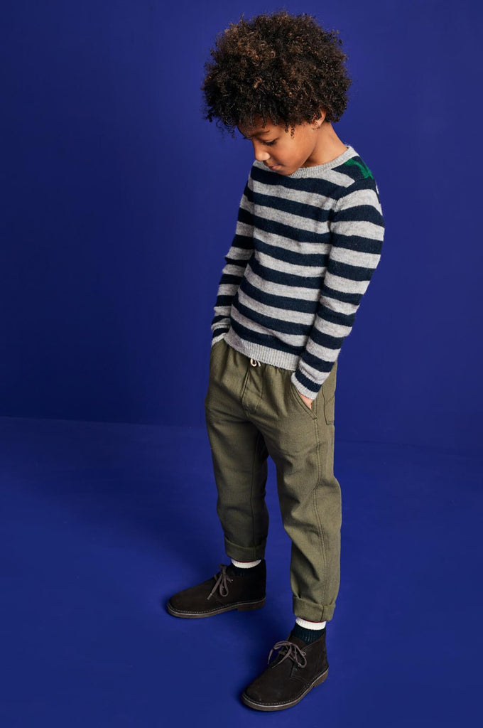 Sweater Dimbo Stripe