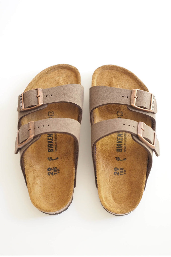 b0b404dacfc6 All · Shoes  Slippers. Arizona Kids Birkibuc Mocha Birkenstock
