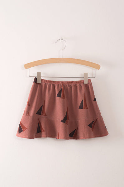 Bobo Choses Alma S.B.AO Jersey Skirt