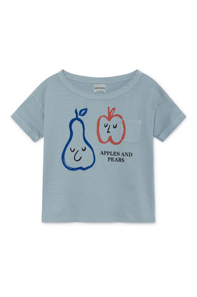 11239d218 Bobo Choses Apples and Pears Short Sleeve T-Shirt