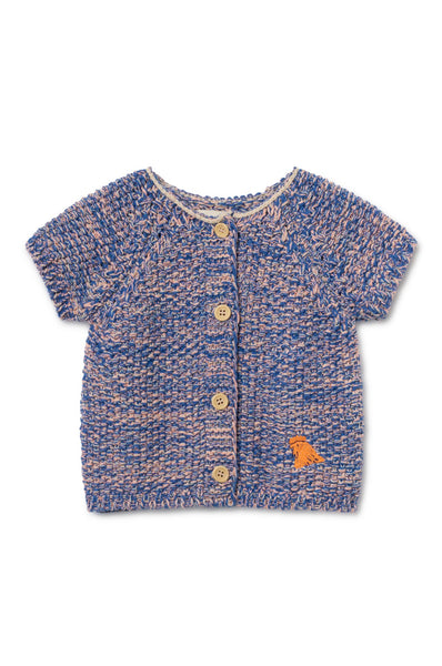 Bobo Choses B.C. Short Sleeve Cardigan