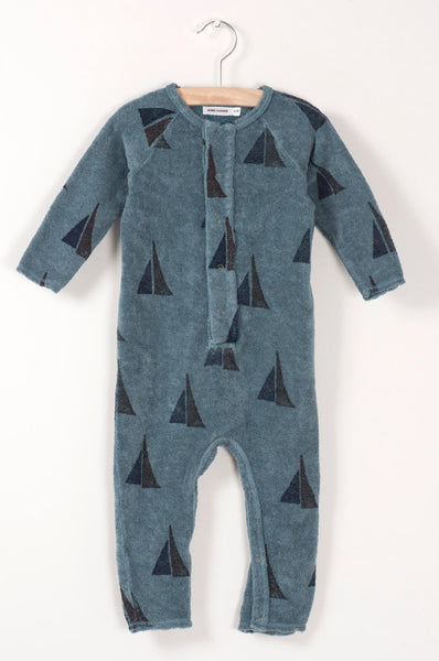 Bobo Choses Alma S.B. AO Fleece Jumpsuit