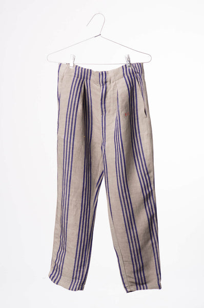 Bobo Choses B.C. Striped Chino Trousers