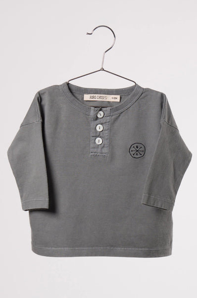 Bobo Choses  Metamorphosis Baby T-Shirt Buttons