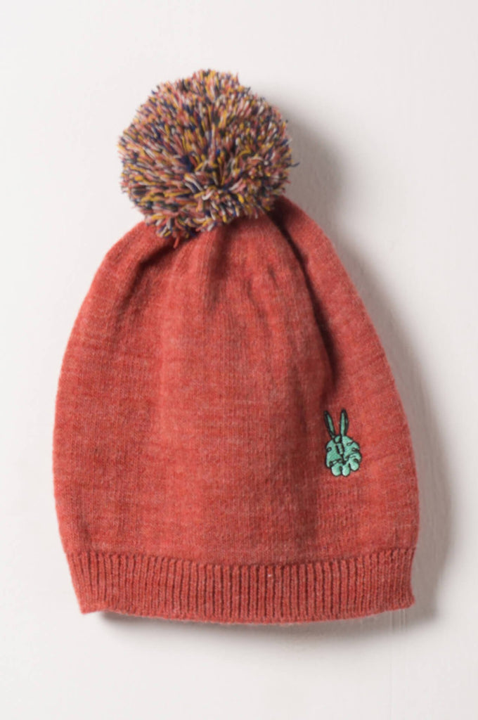 Bobo Choses  Bunny Beanie Red Kid