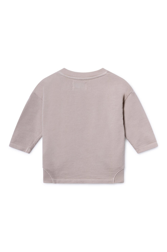 Bobo Choses Cherry Round Neck Sweatshirt