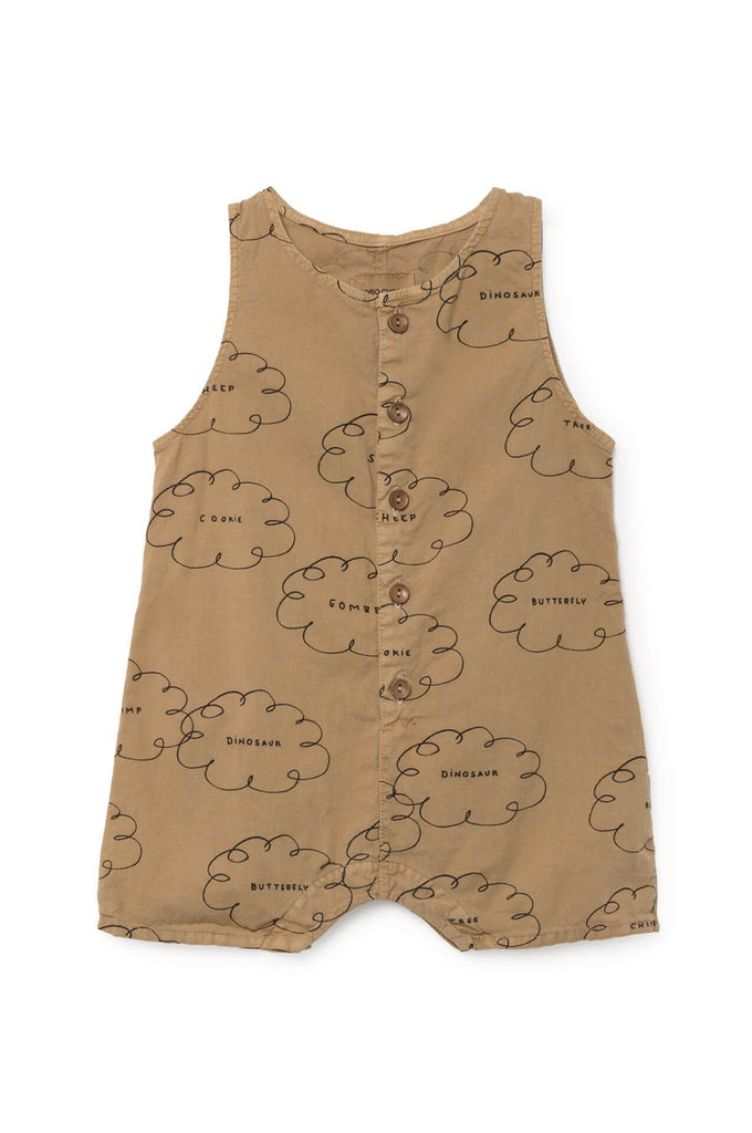 Clouds Playsuit Bobo Choses