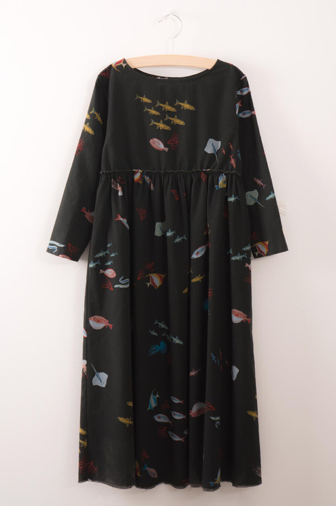 Deep Sea Princess Dress Bobo Choses