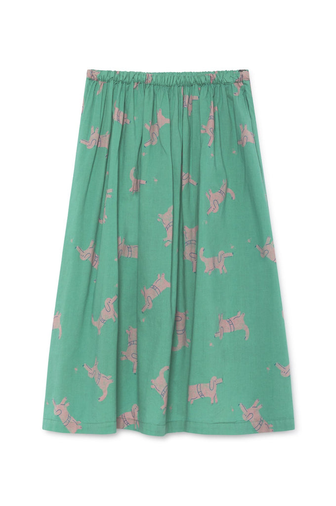 Bobo Choses Dogs Midi Skirt