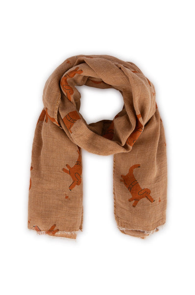 Bobo Choses Dogs Scarf