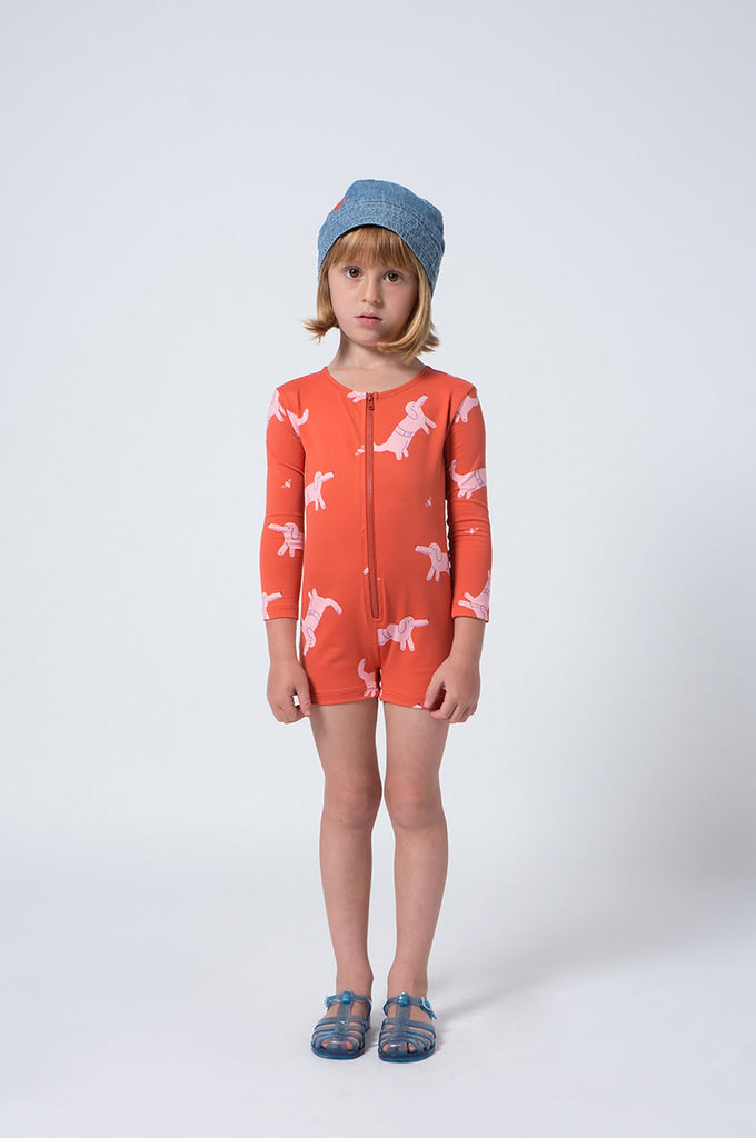 Bobo Choses Dogs Swim Overall