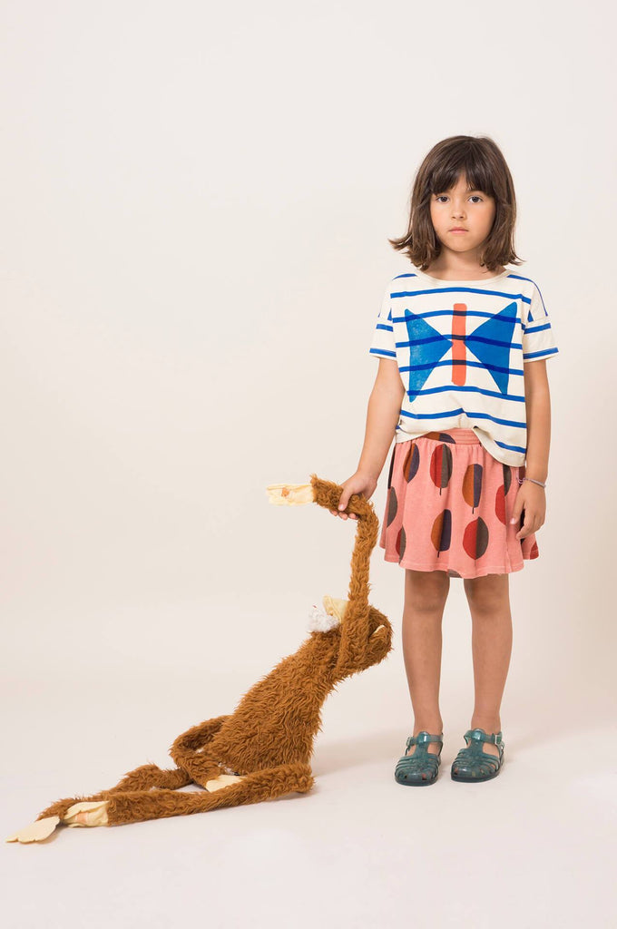 Bobo Choses Forest Skater Skirt