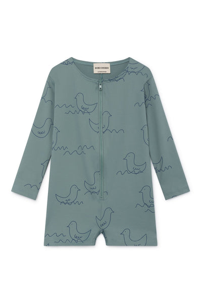 Bobo Choses Geese Swim Overall
