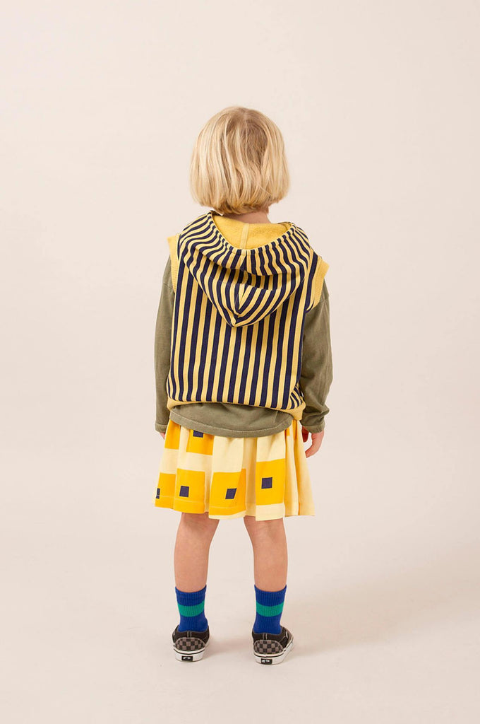 Bobo Choses Happy Sad Sleeveless Sweatshirt