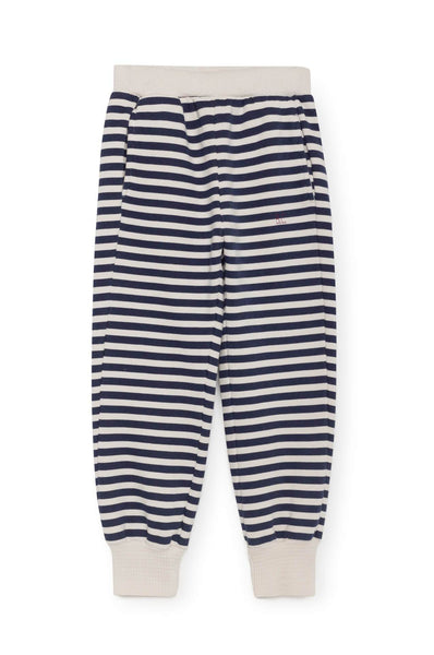 B.C. Horizontal Stripes Tracksuit Bobo Choses