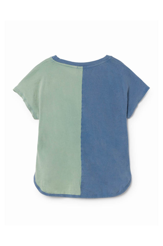 Bobo Choses Know Bicolour Sleeveless T-Shirt