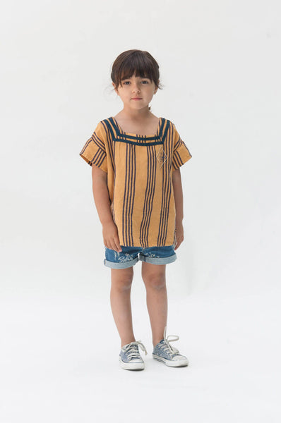 Bobo Choses Legend Striped Sailor Shirt