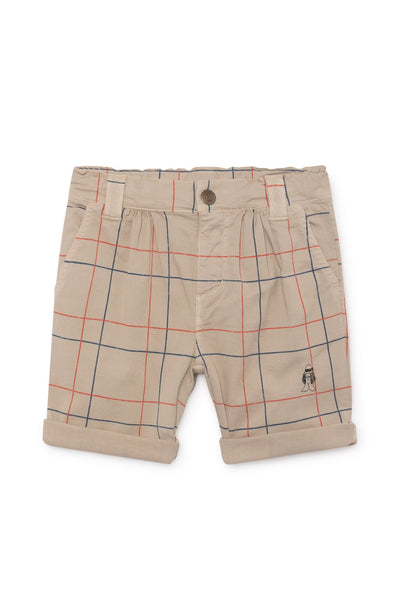 Bobo Choses Lines Chino Bermuda