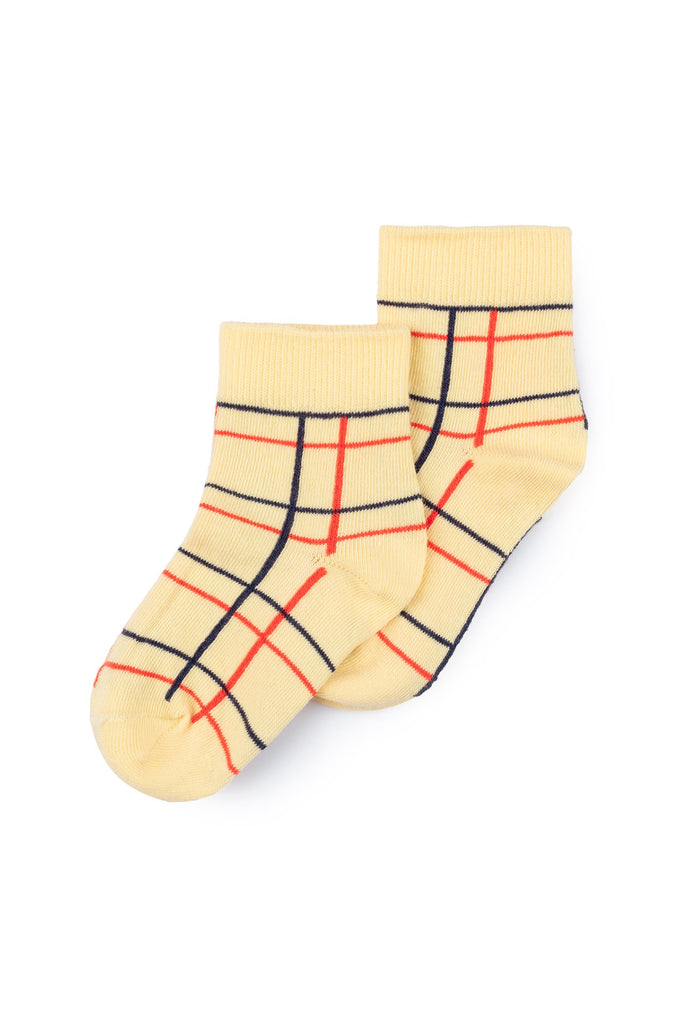 Bobo Choses Lines Short Socks