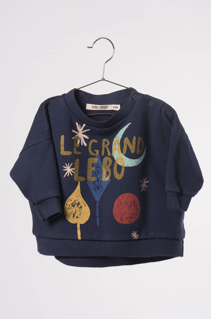 Bobo Choses  Magic Powders Baby Sweatshirt