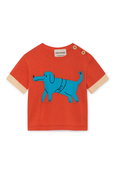 Bobo Choses Paul`s Dog Jumper