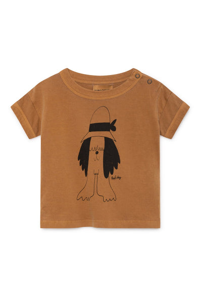 Bobo Choses Paul`s Short Sleeve T-Shirt