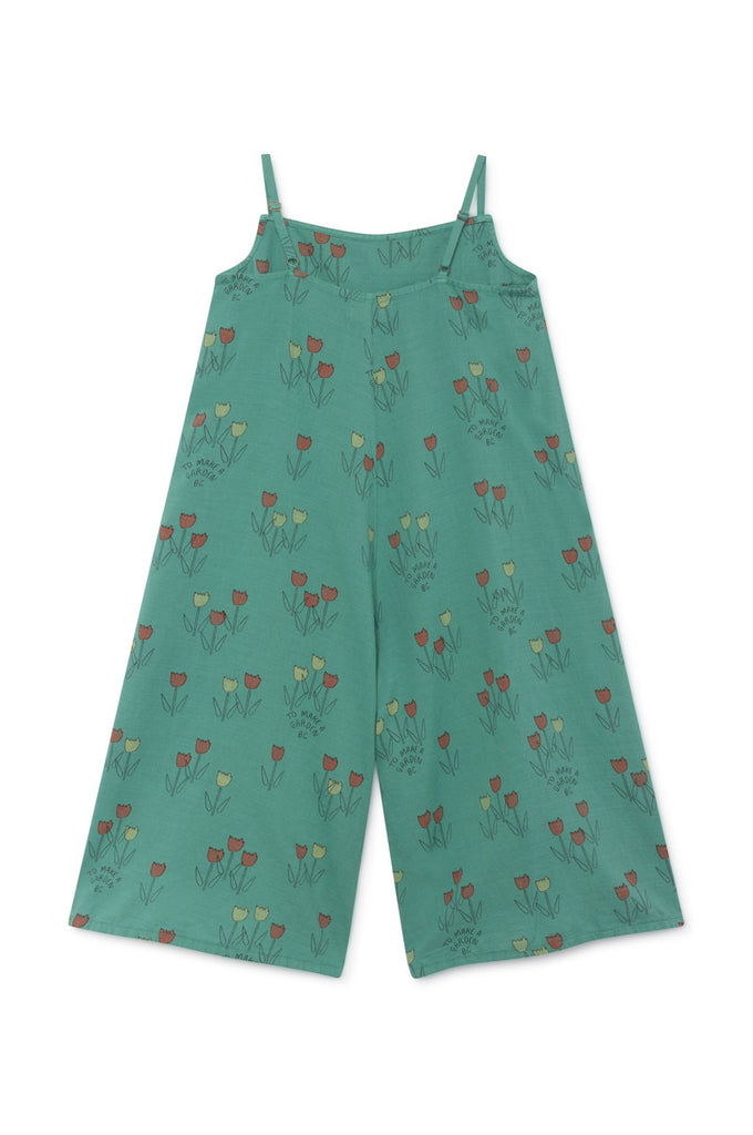 Bobo Choses Poppy Prairie Straps Playsuit
