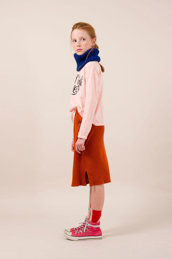 Bobo Choses Rainbow Pencil Skirt