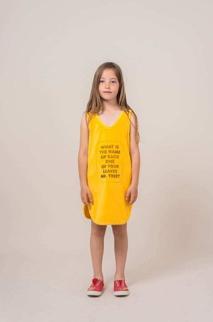 Bobo Choses What Terry Dress