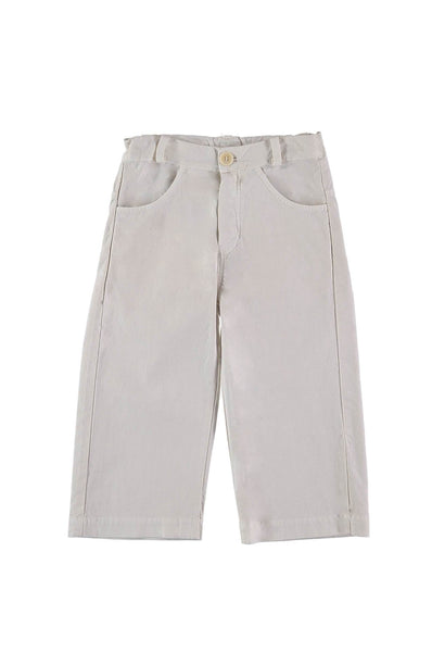 BONMOT ORGANIC Ankle Trousers 5 Pockets