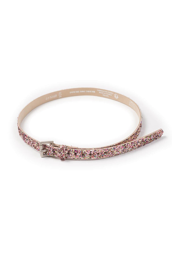 Bonton Paris Glitter Belt