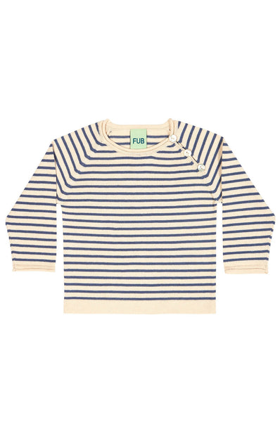 FUB  Baby Stripes Fine Sweater
