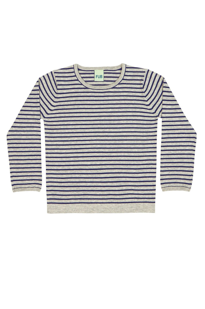 FUB  Striped Sweater