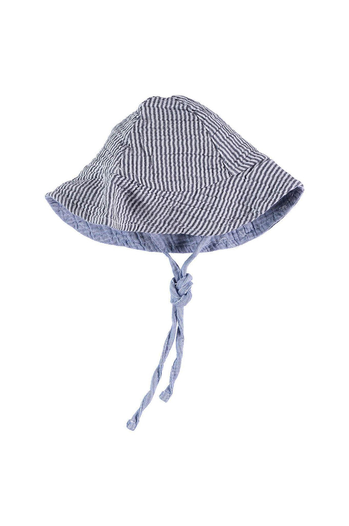 Coquille Marine Hat Stripes Buho
