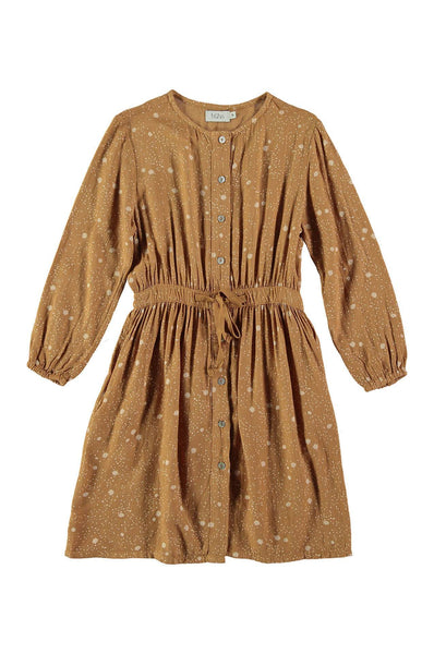 Buho Liv Liberty Dress Biscuit