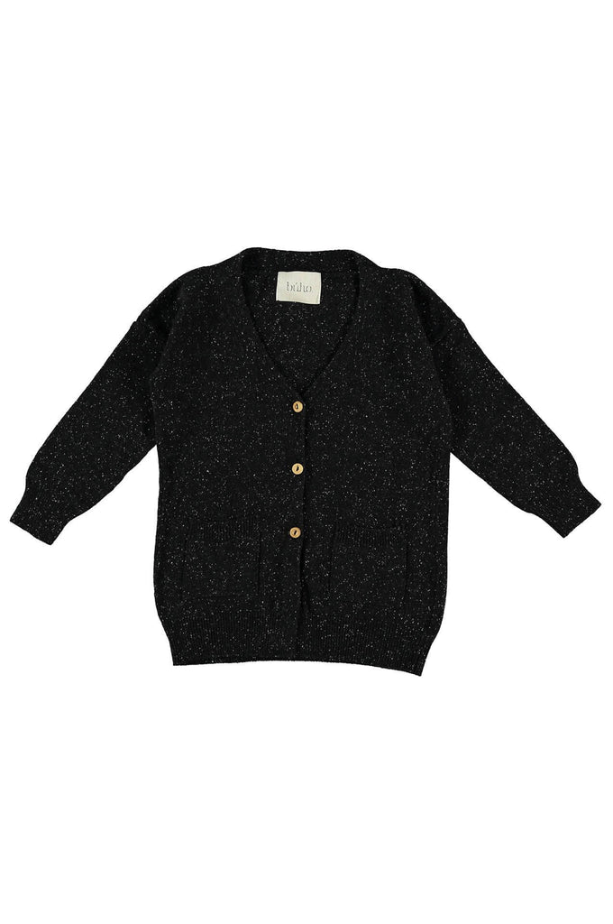Buho Margot Cardigan Black