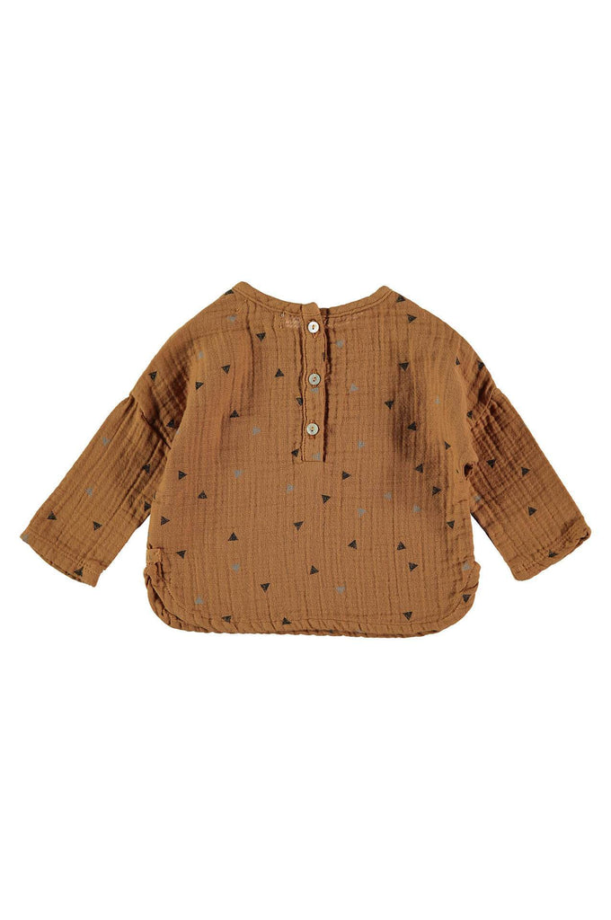 Buho Teo Cotton Gauze Shirt