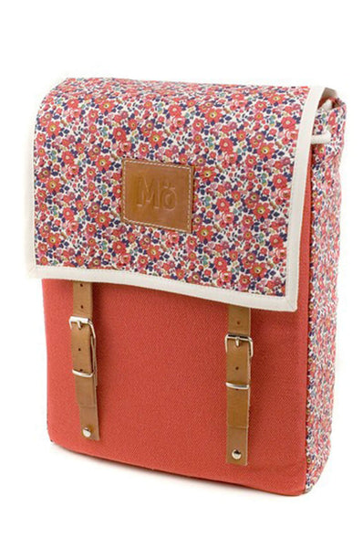Modernaked  Backpack Cerise Globby Bloom