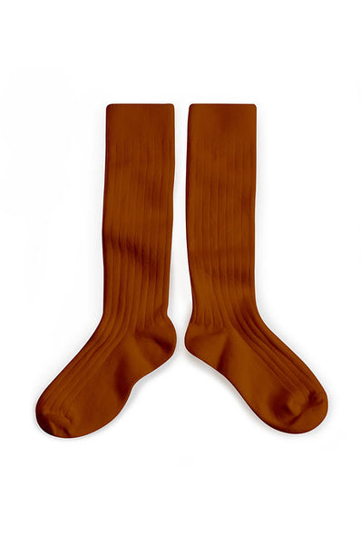 Knee Socks Gingerbread Collegien