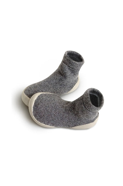 Wool Cashmere Slippers Collegien