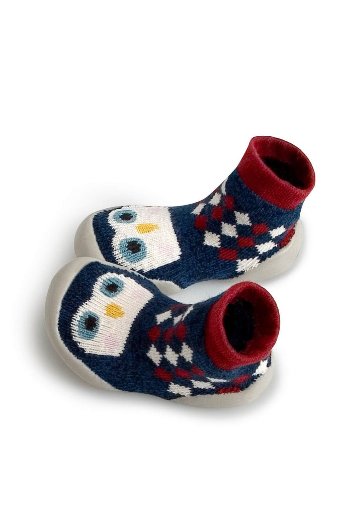 Petits Pingouins Slippers