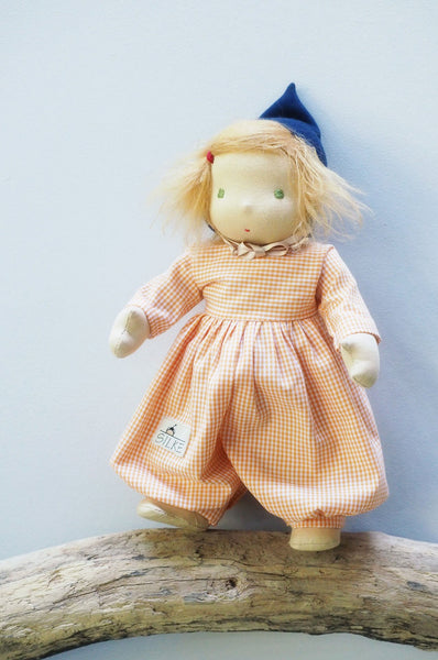 Waldorf Doll Frieda Silke Dolls