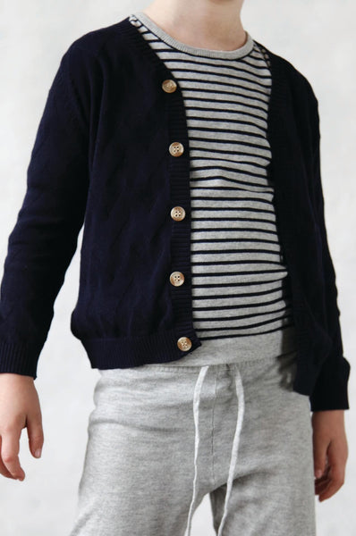 FUB  V-Neck Cardigan