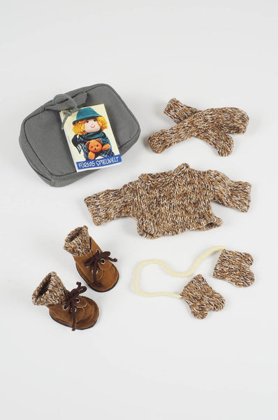 Grandma´s knitted set