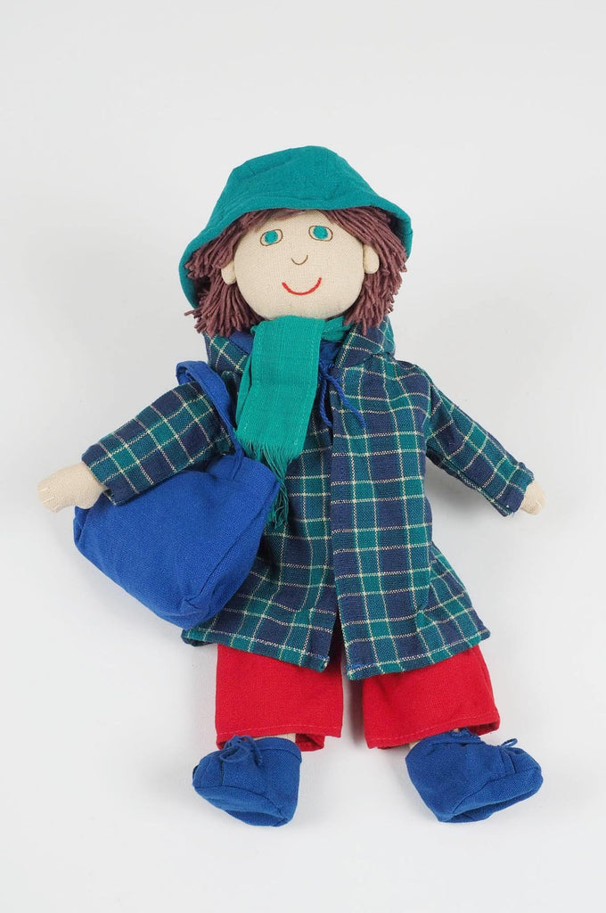Mike - boy doll with wardrobe