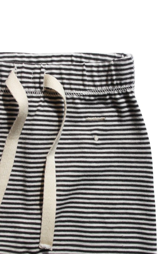 Gray Label Footies Striped