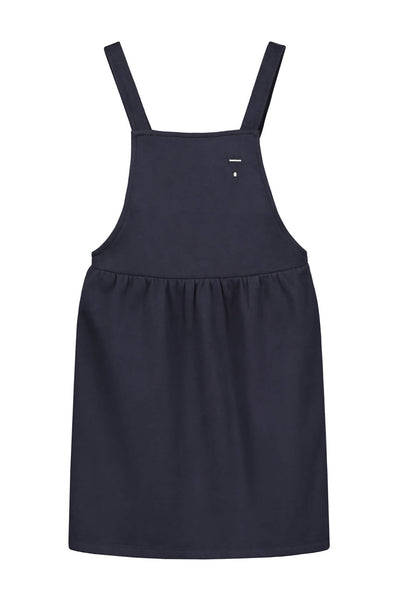Pinafore Dress Night Blue
